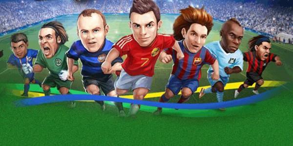 真实模拟欧洲杯的足球游戏
