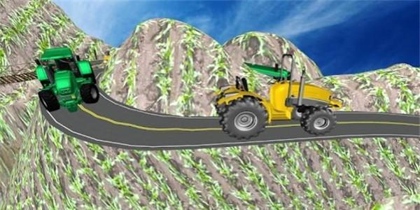 模拟拖拉机驾驶