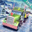 圣诞爬山卡车模拟器