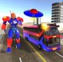 公交车机器人改造