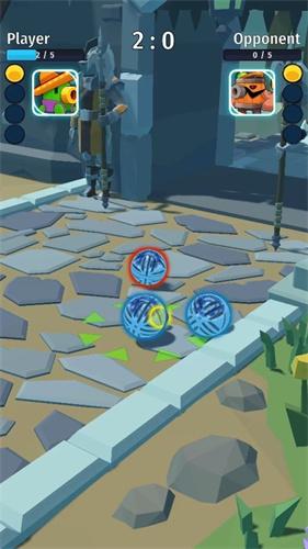 粉碎球3d截图2