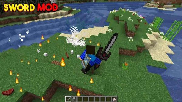 我的世界剑器模组截图2