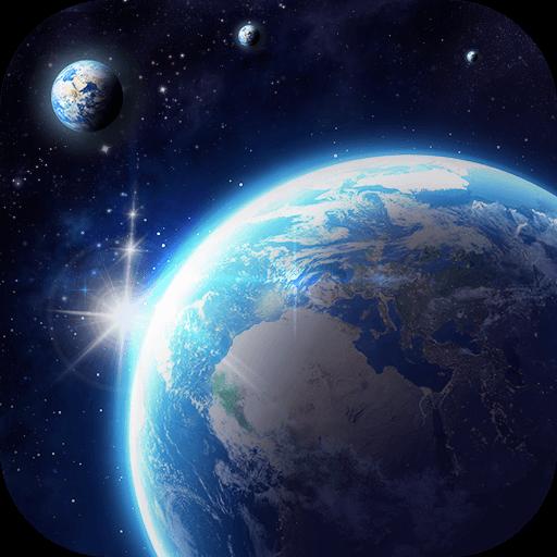卫星地图定位导航