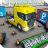 货物卡车停车场