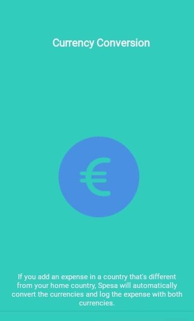 Spesa财务追踪截图1