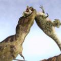 侏罗纪恐龙战斗