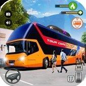 旅游客车3D驾驶