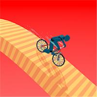 变速自行车竞速赛