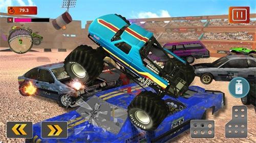真实车祸模拟截图3
