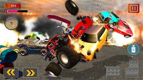 真实车祸模拟截图1