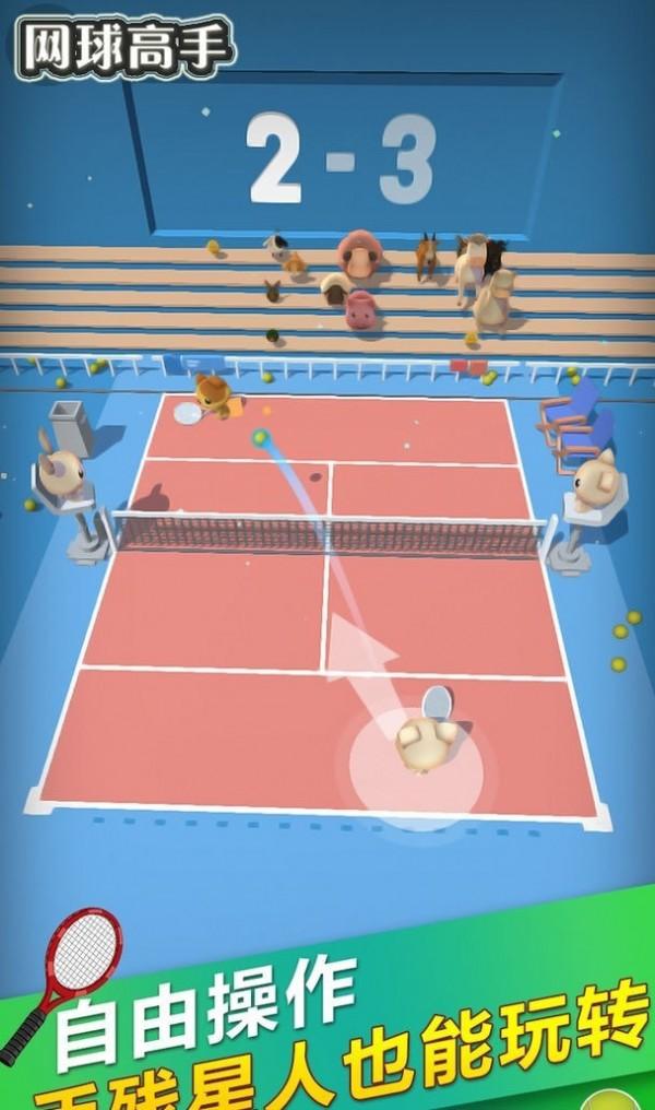网球高手截图3