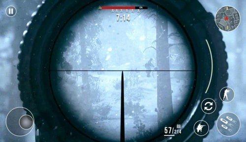 冰原世纪射击王截图2