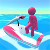 水上摩托艇障碍