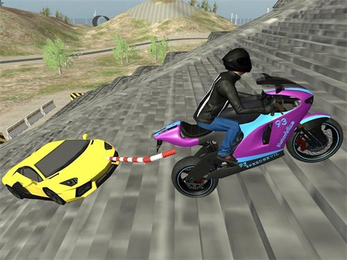 链式摩托车新种族截图3