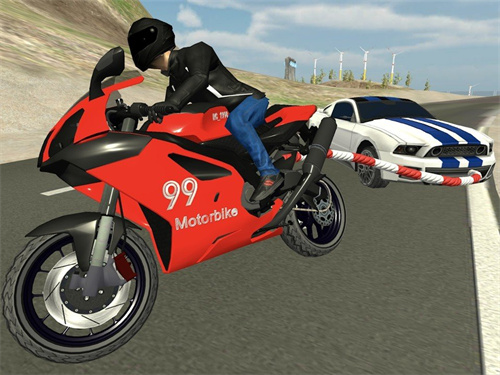 链式摩托车新种族截图2
