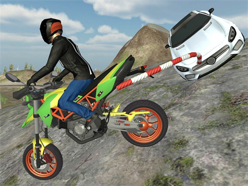 链式摩托车新种族截图1