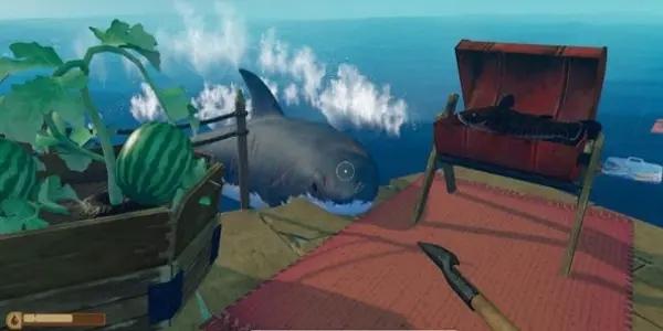 海上生存类游戏