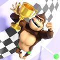 攀岩猴比赛3D游戏