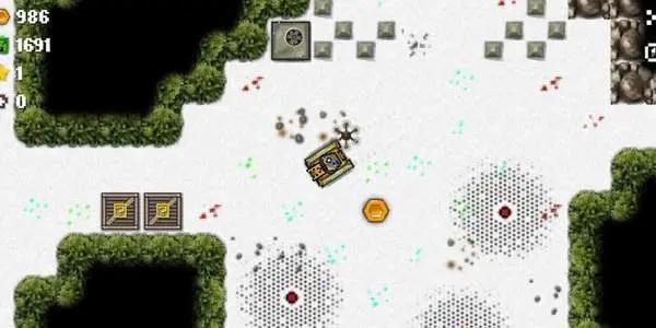 坦克射击类游戏大全