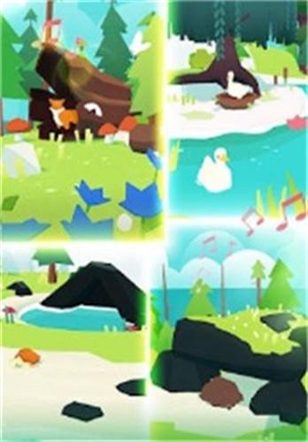 森林小岛截图1