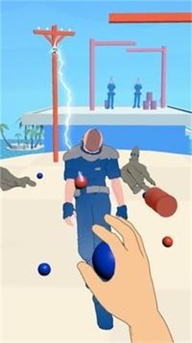 磁铁弹英雄3D截图1
